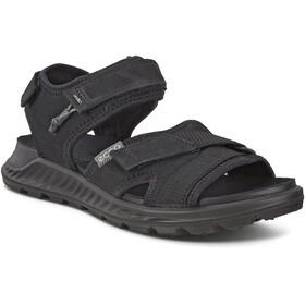 ECCO Exowrap 3S Sandals Women black/black